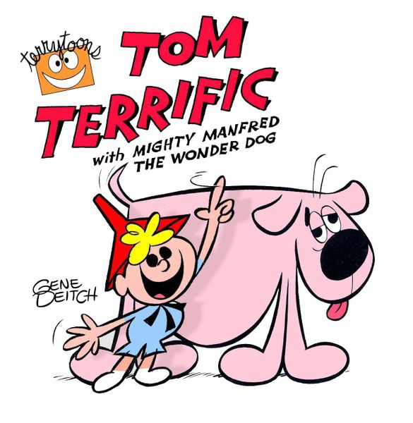 Tom Terrific and Mighty Manfred